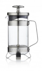 French press BARISTA&Co 3Cup Steel/nerez, 350ml