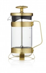 French press BARISTA&Co 3Cup Gold/zlatý, 350ml