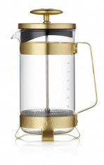 French press BARISTA&Co 8Cup Gold/zlatý, 1L