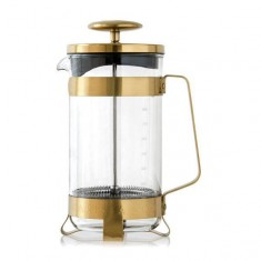 French press  BARISTA&Co 8Cup, midnight gold, 1L