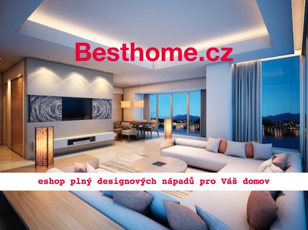 Eshop plný designových nápadů pro Váš domov