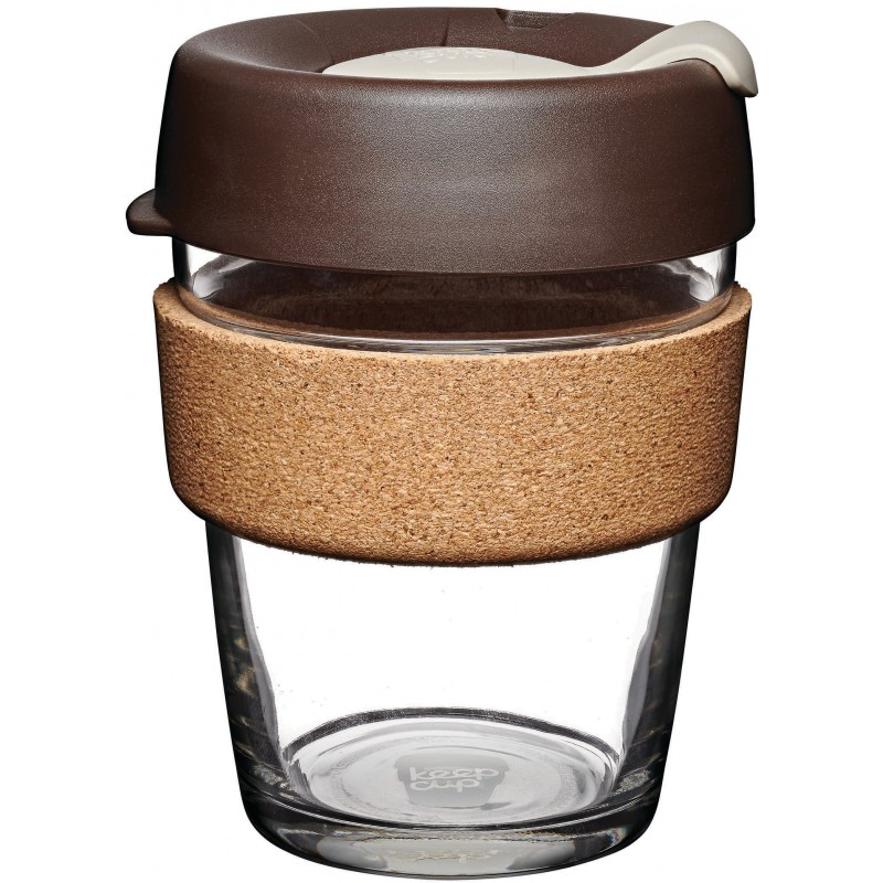 Termohrnek KeepCup Brew LE Cork Almond M