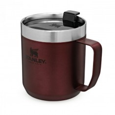 STANLEY Camp mug 350ml vínová