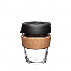 Termohrnek KeepCup Brew LE Cork Black M
