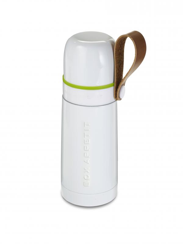 Termoska BLACK-BLUM Thermo Flask, 350ml, bílá