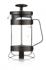 French press BARISTA&Co 3Cup GunMetal/černý, 350ml
