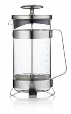 French press BARISTA&Co 8Cup Steel/nerez, 1L