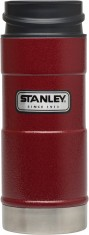 STANLEY Termohrnek Classic series do 1 ruky 350 ml červený - LIMITED EDITION