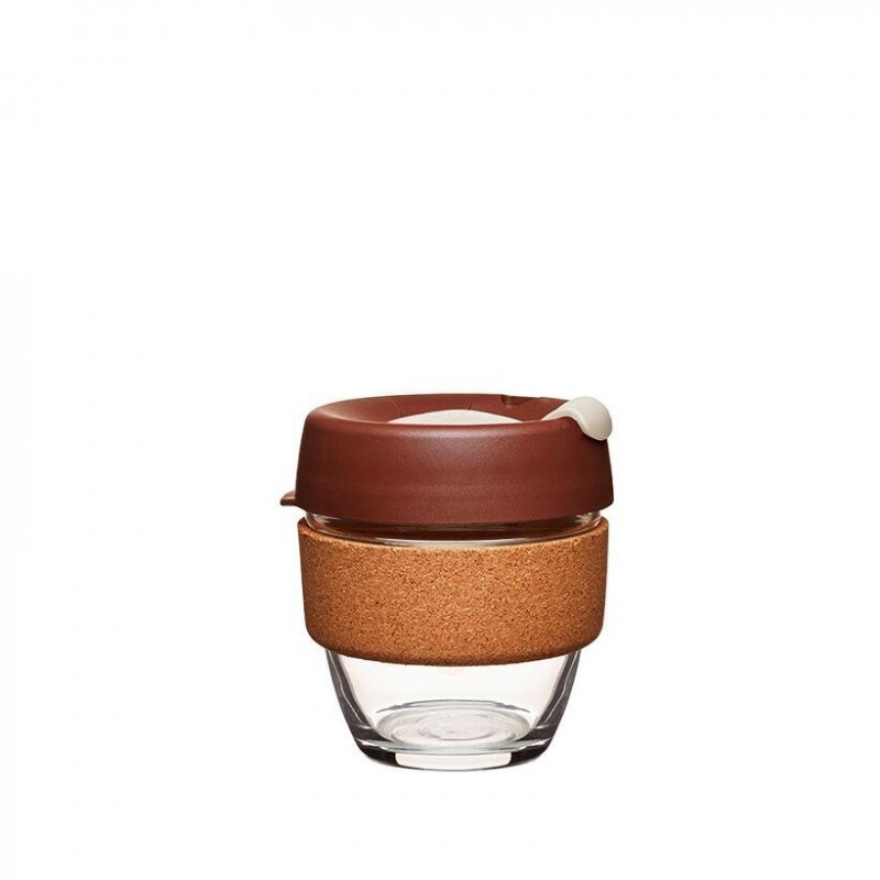 Termohrnek KeepCup Brew LE Cork Almond S