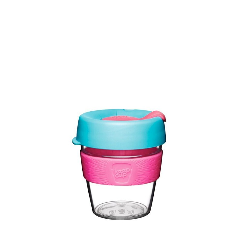 Termohrnek KeepCup Clear Edition Radiant S