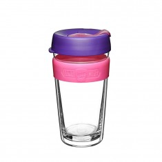 Termohrnek KeepCup Longplay Bloom L