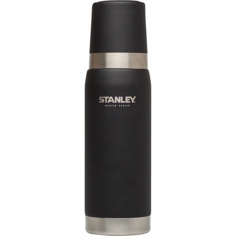 STANLEY Termoska Master series 750 ml Foundry Black