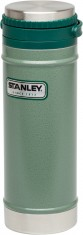 STANLEY Classic series Termohrnek French Press Hammertone 470 ml zelený