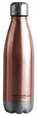 ASOBU trendy termoláhev Central Park copper&silver 510ml